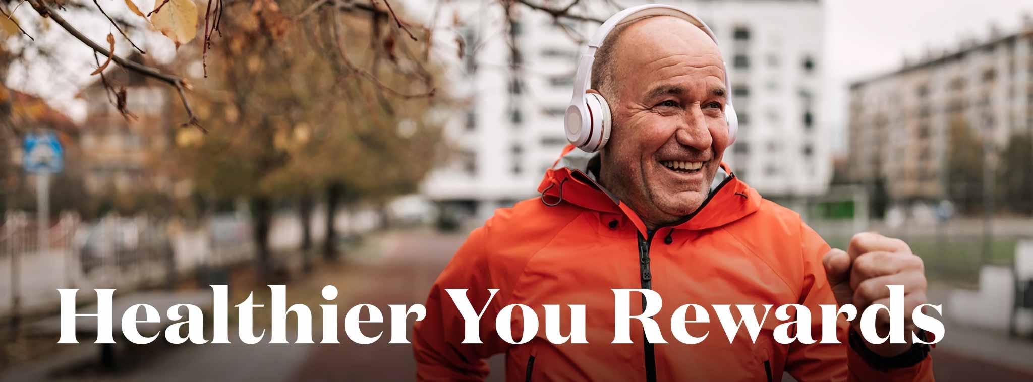 Healthier You Rewards